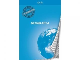 Zeszyt s³ownik A5 60k. GATIS geografia