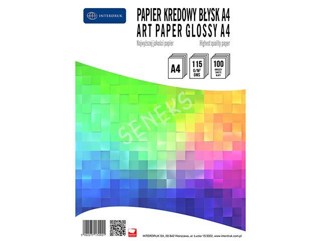 Papier Kartony Papiery Fotograficzne I Kredowe Papier Kredowy